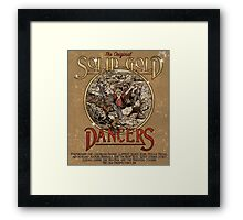 The Original Solid Gold Dancers 1 Framed Print