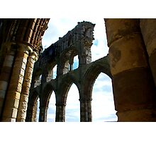 Whitby Abbey #5 Photographic Print