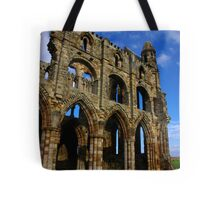 Whitby Abbey #6 Tote Bag
