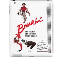 Breakin' Retro  iPad Case/Skin