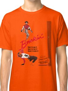 Breakin' Retro  Classic T-Shirt