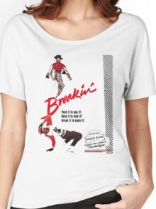 Breakin' Retro  Women's Relaxed Fit T-Shirt
