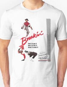 Breakin' Retro  T-Shirt