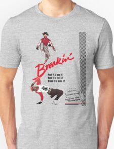 Breakin' Retro  Unisex T-Shirt