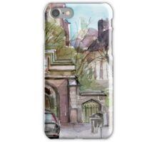 Newport, Shropshire iPhone Case/Skin