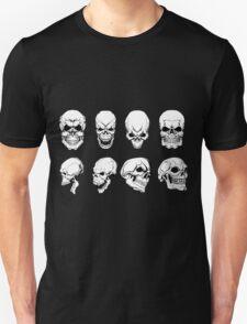 Different Skulls T-Shirt