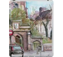 Newport, Shropshire iPad Case/Skin
