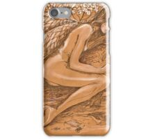 Sleeping Fairy iPhone Case/Skin