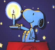 Counting Stars by Candelight  Sticker