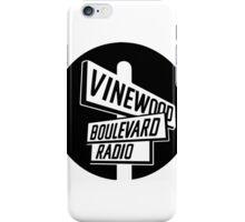 Vinewood Boulevard Radio iPhone Case/Skin