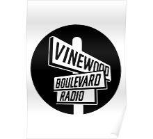 Vinewood Boulevard Radio Poster