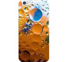 Multiverse Peach & Green iPhone Case/Skin