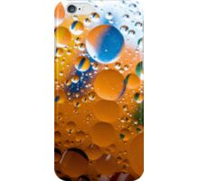 Multiverse Peach & Green iPhone Case/Skin