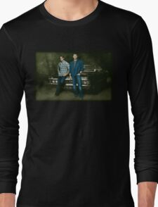 The Boys and Baby Long Sleeve T-Shirt