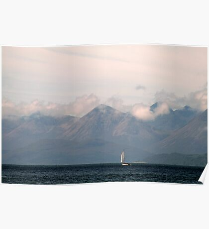 The Yacht Poster