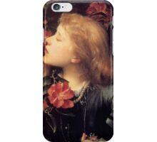 Choosing - George Frederick Watts iPhone Case/Skin