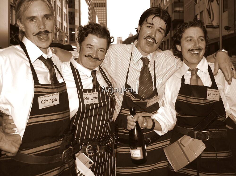 The Butchers of Sydney by Robert Knapman