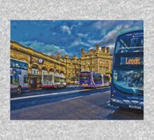 York railway station and buses Kids Clothes