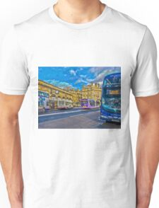 York railway station and buses T-Shirt