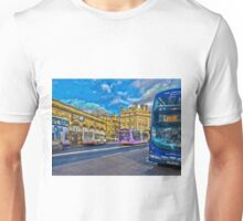 York railway station and buses Unisex T-Shirt