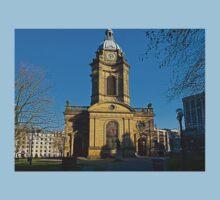 St Philips, Birmingham Cathedral, England, UK Kids Tee