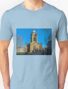 St Philips, Birmingham Cathedral, England, UK T-Shirt