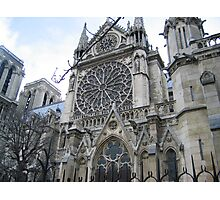 Notre Dame Photographic Print
