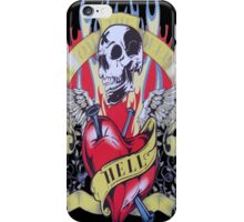 LoveSkull iPhone Case/Skin