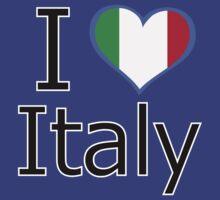 I love Italy by sharky2