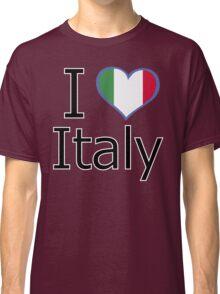 I love Italy Classic T-Shirt