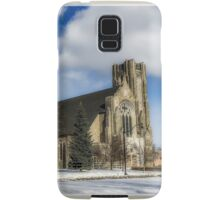 Church of St. Mary/St. Paul in Winter II Samsung Galaxy Case/Skin