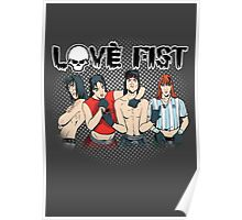 Love Fist Poster