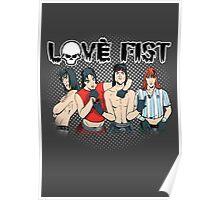 Love Fist Poster