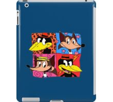 The Fab Four (Well, Two by Two) iPad Case/Skin