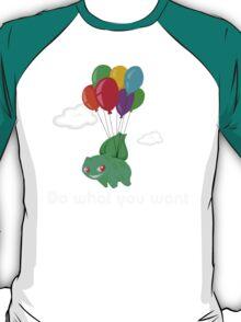 Bulbasoar T-Shirt