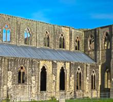 Tintern Abbey, Monmouthshire, Wales Sticker
