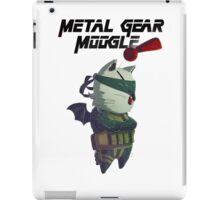 Metal Gear Moogle iPad Case/Skin