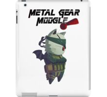 Metal Gear Moogle iPad Case/Skin