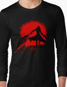 Born from blood Long Sleeve T-Shirt