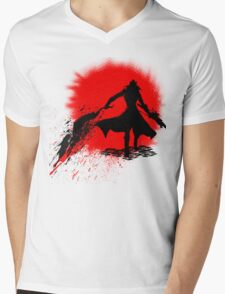 Born from blood Mens V-Neck T-Shirt