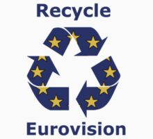Recycle Eurovision by adamjohnston
