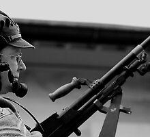 1940 Anti Tank Squad gunner by jammysam1680
