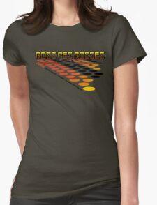 Boss des Bosses 2008 Womens Fitted T-Shirt