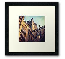 Bath Abbey Framed Print