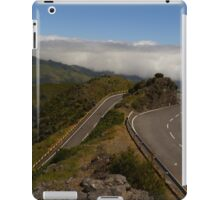 Driving above the Clouds iPad Case/Skin
