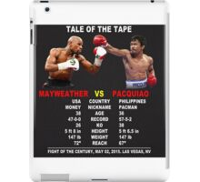 Tale Of The Tape iPad Case/Skin