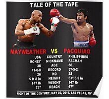 Tale Of The Tape Poster