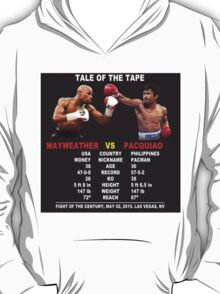 Tale Of The Tape T-Shirt