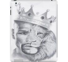 Lion Mayweather iPad Case/Skin