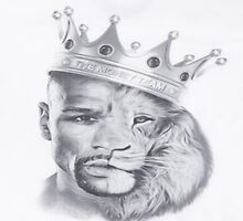 Lion Mayweather by TrendingShirts